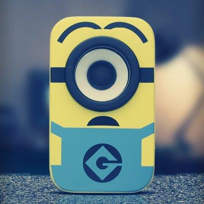 minions mini speaker