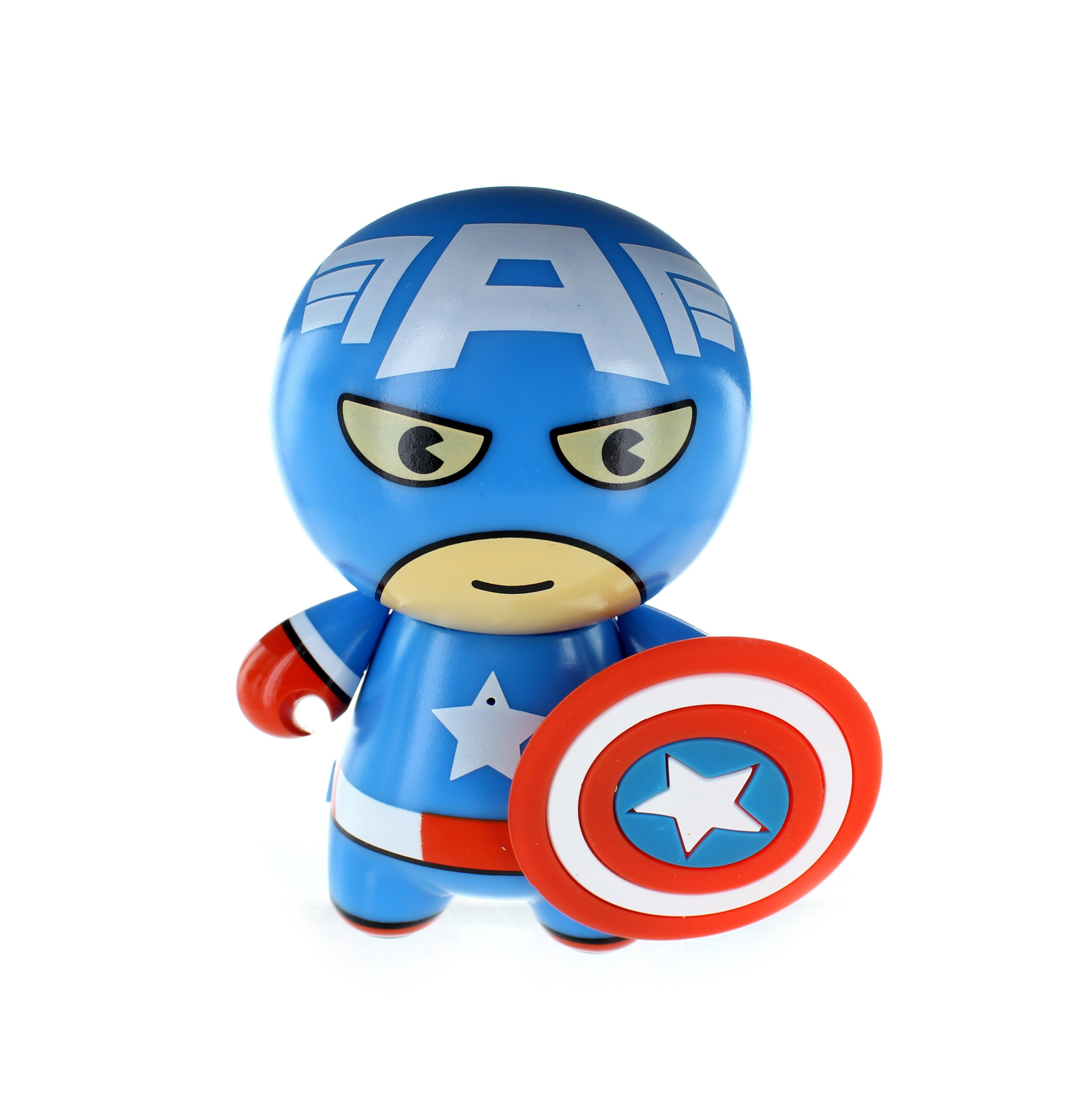 Marvel Captain America Speaker Image