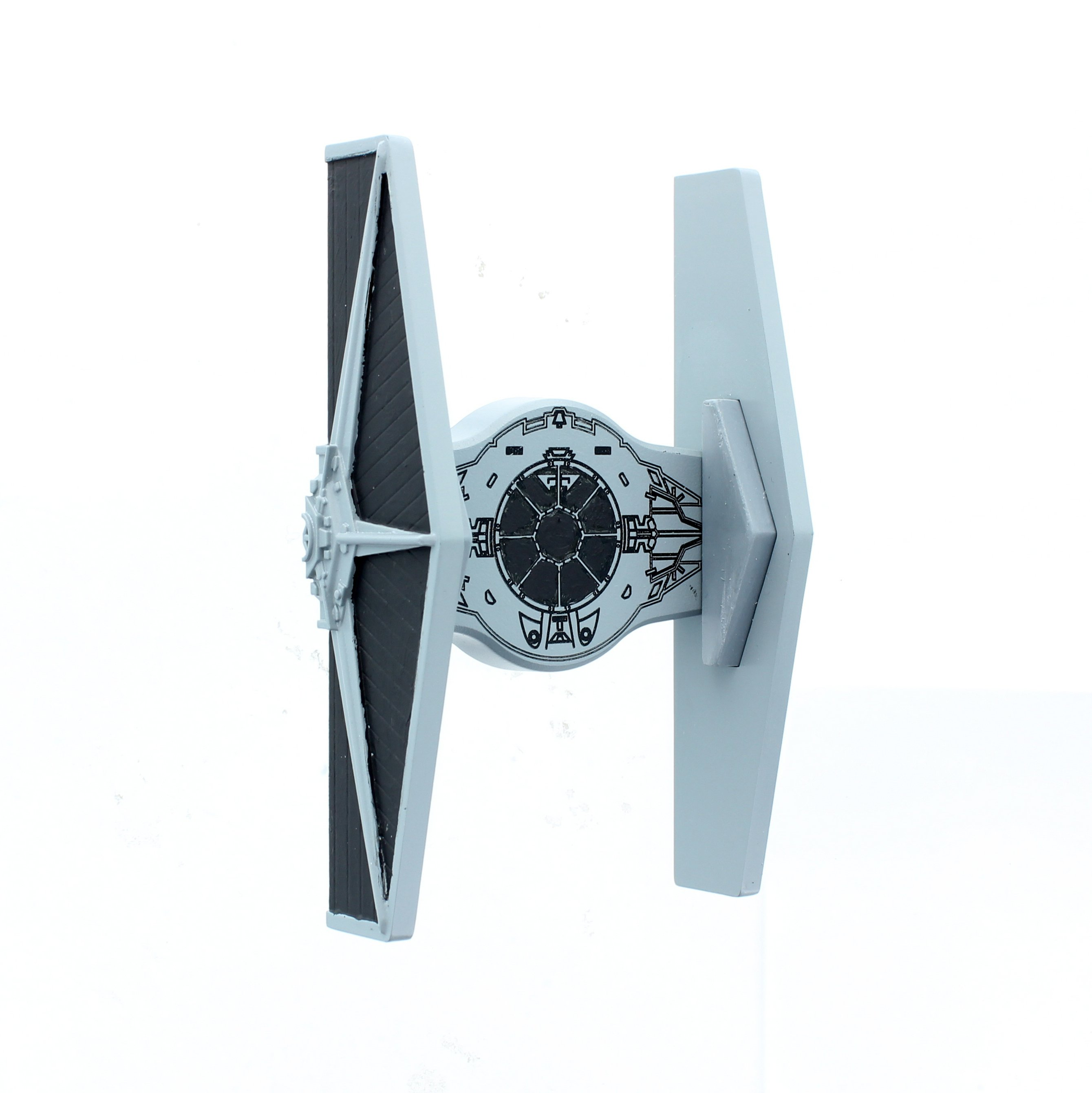 Star Wars Tie fighter mobile holder Image