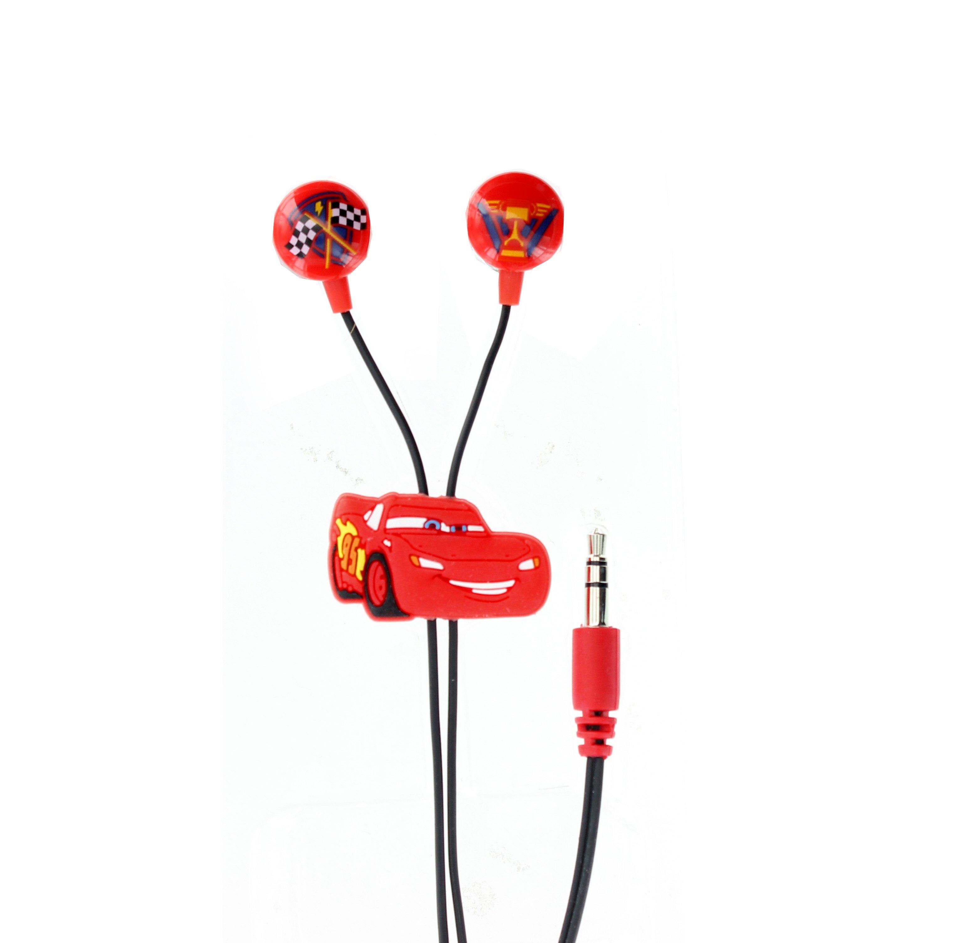 Cars In-Ear Headphones Image