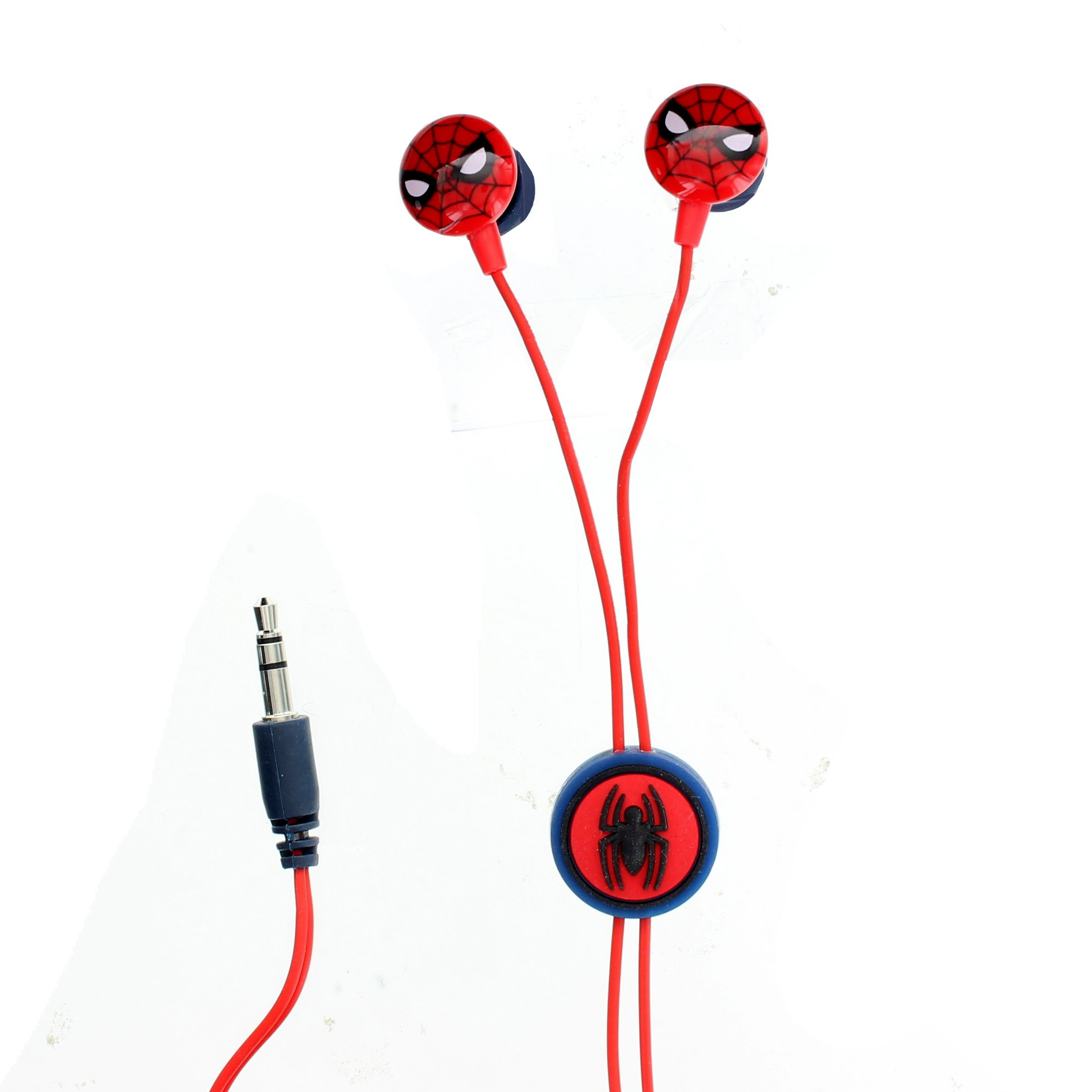 Spider Man Earphones Image