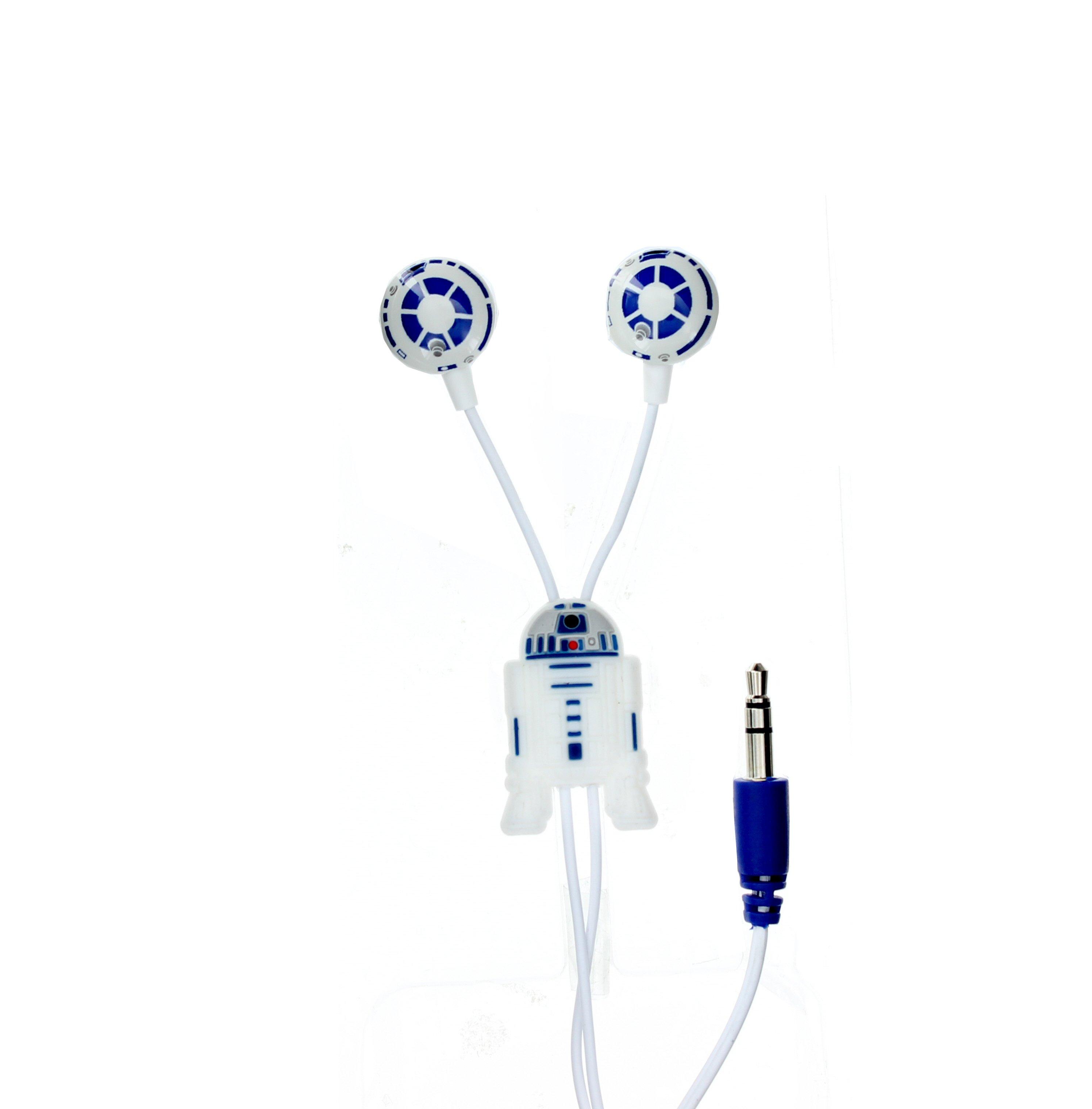 Star Wars R2-D2 Earphones Image