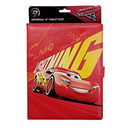 "Cars 3 10"" Tablet Case Image"