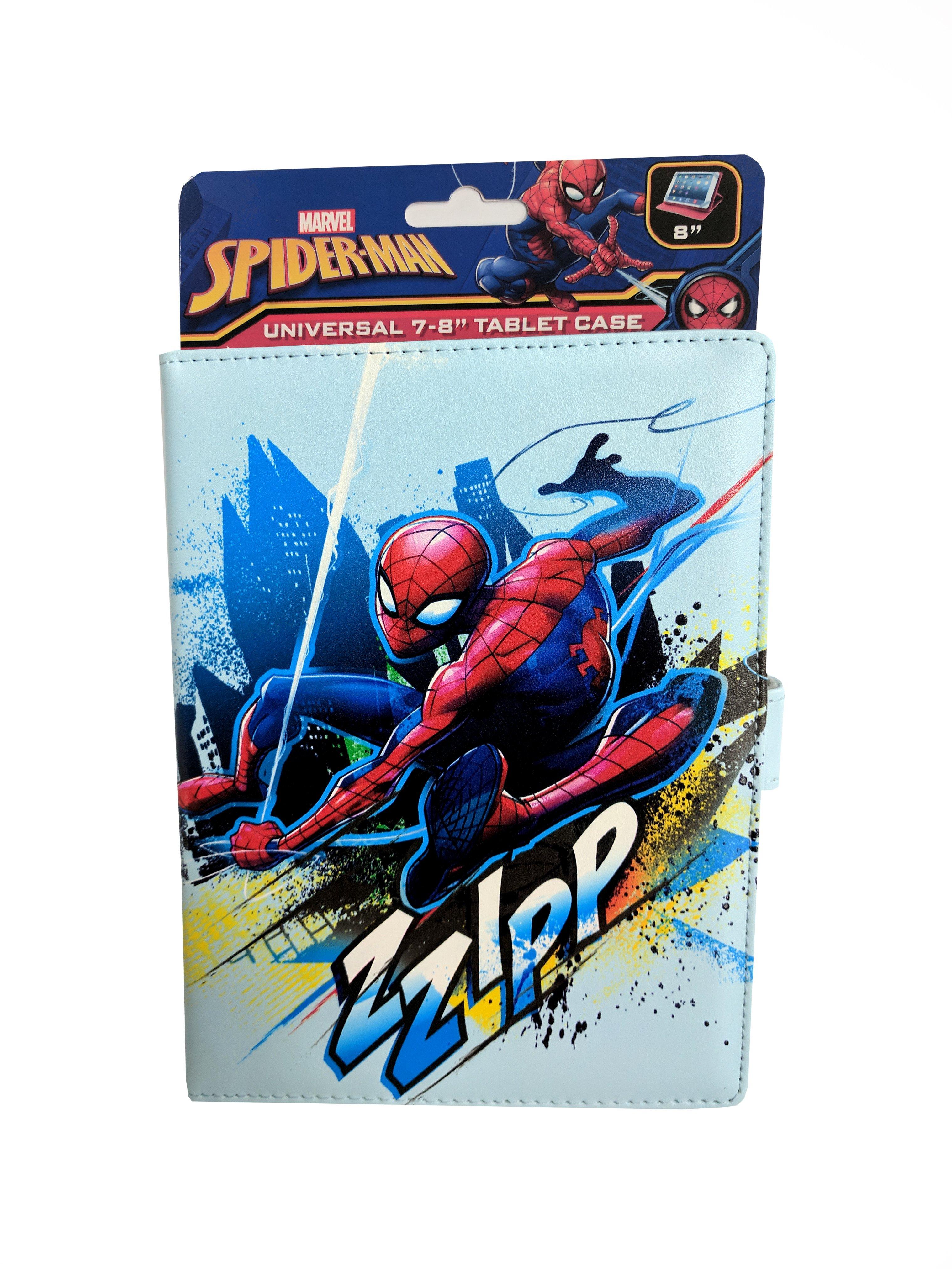 """Spider Man 7-8"""" Tablet Case Image"""