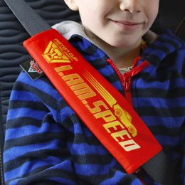 Cars 3 Seat Belt Cover Image