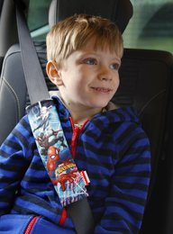 Marvel Spider Man Seat Belt Cover Image