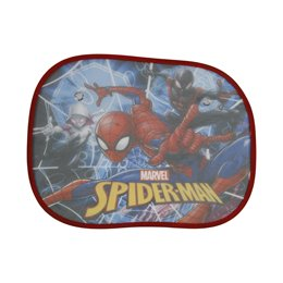 Marvel Spider Man Side Window Shades x 2 Image