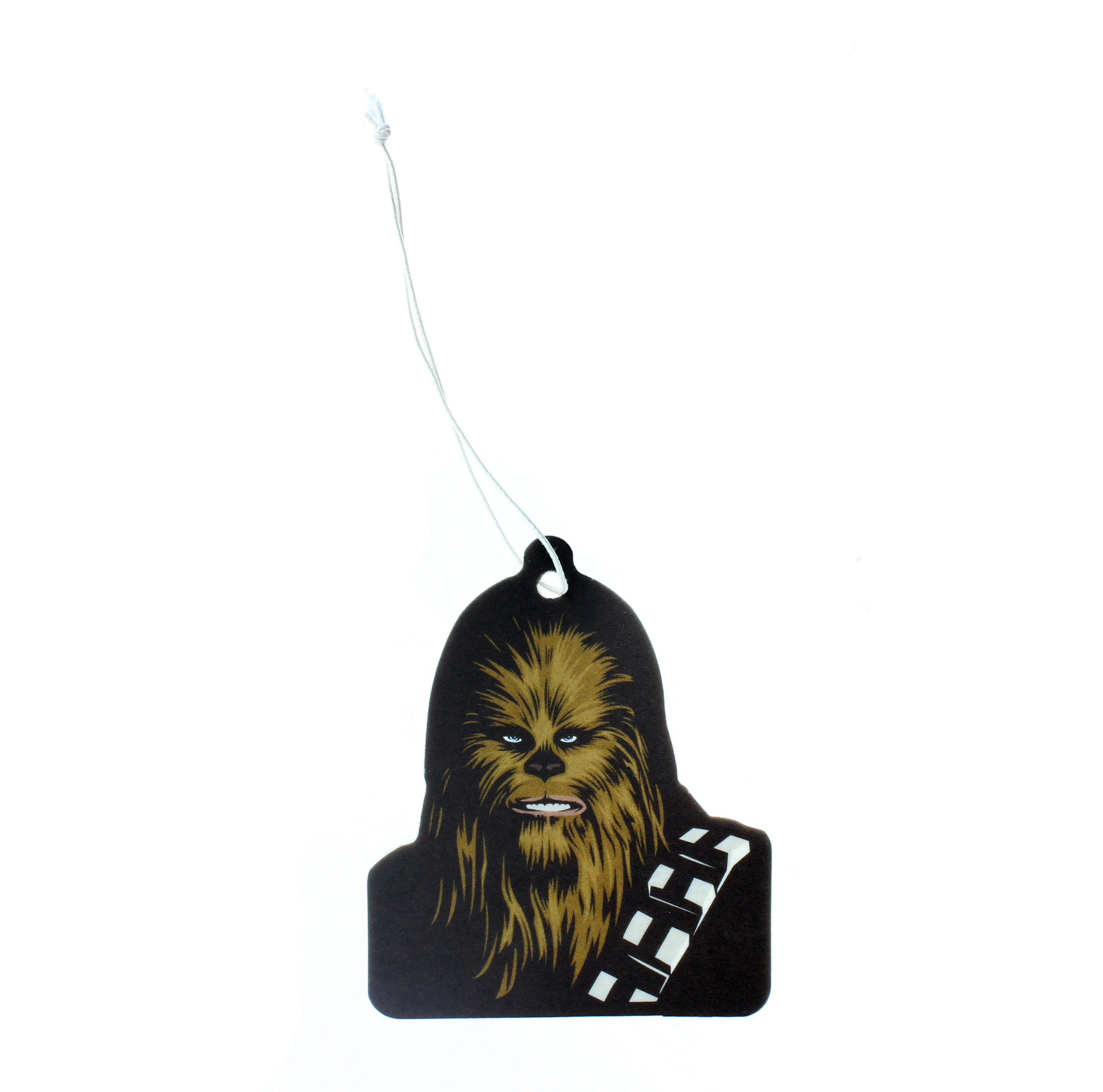SW Paper Air Freshener Chewbacca - New Car Scent Image