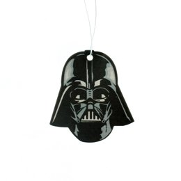 SW Paper Air Freshener Darth Vader - Ice Cool Scent Image