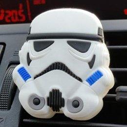 SW Vent Mount Air Freshener - Stormtrooper Image
