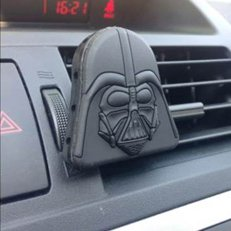 SW Vent Mount Air Freshener - Darth Vader Image