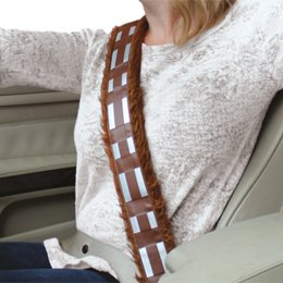 Star Wars Chewbacca car Seat belt cover Image